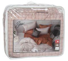 Joe's Beige Bed Set