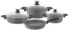 Papilla Granite Cookware Set