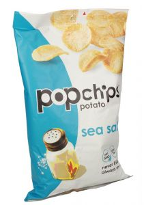 Popchips Sea Salt Potato Chips