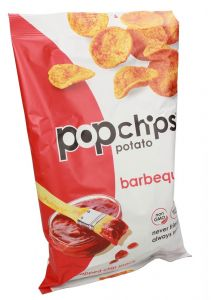 Popchips Barbeque Flavor Potato Chips