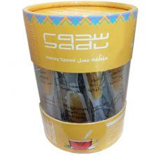 Sadu Flower Honey Spoon Box