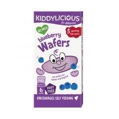 Kiddylicious Wafers Blueberry Mini