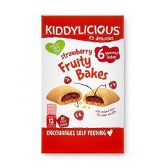 Kiddylicious Strawberry Fruity Bake