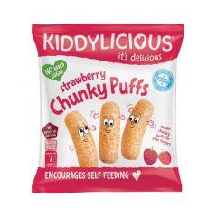 Kiddylicious Strawberry Chunky Puffs