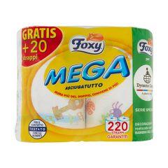 Foxy Mega Kitchen Roll