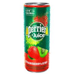 Perrier & Juice Sparkling Strawberry & Kiwi Water