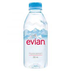 Evian Prestige Mineral Water
