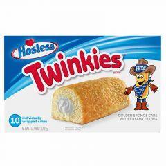 Hostess Twinkies Golden Sponge Snack Cake