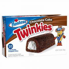 Hostess Twinkies Chocolate Sponge Cakes