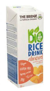 The Bridge Bio Organic Almond Flavored Rice Drink