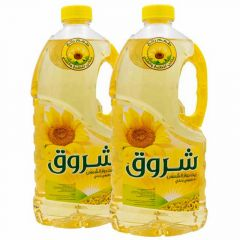 Shurooq Sunflower Oil 1.8 L X 2 Pack
