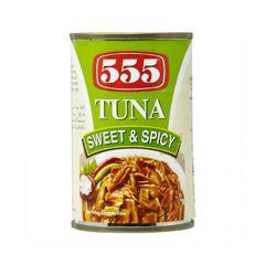 555 Sweet And Spicy Tuna