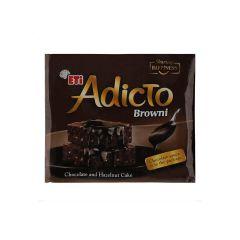 Eti Adicto Brownie Chocolate and Hazelnut Cake