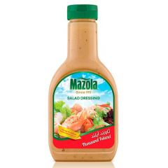 Mazola Thousand Island Salad Dressing
