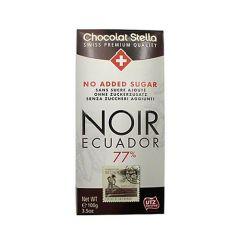 Chocolat Stella Ecuador Noir Chocolate
