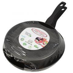 Bernando Granite Effect 2 Piece Fry Pan Set Black