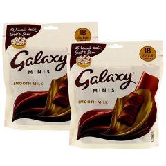 Galaxy Chocolate Minis