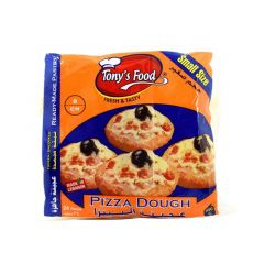 Tony's Foods Mall Pizza Dough