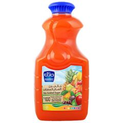 Nadec No Sugar Added 100% Mixed Fruit Nectar With 8 Vitamins