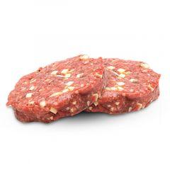 Beef Cheese Burger Patty New Zealand