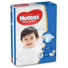 Huggies Size 5 Ultra Comfort Superflex Baby Diapers 12-22 Kg