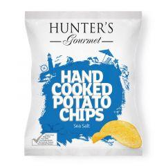 Hunter's Gourmet Sea Salt Hand Cooked Potato Chips