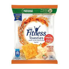 Fitness Toasties Cheese Biscuit