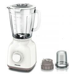 Philips Blender With Glass Jar + Mini Chopper 400 Watts