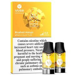 Vuse Liquid Pod Cartridges Blushed Mango