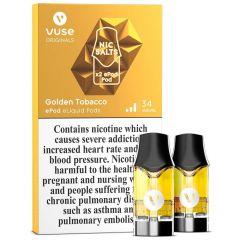 Vuse Liquid Pod Cartridges Golden Tobacco