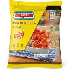 Americana Chicken Tikka