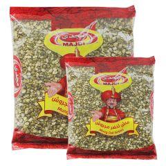 Majdi Mung Dal Green 800 Gm + 350 Gm Free