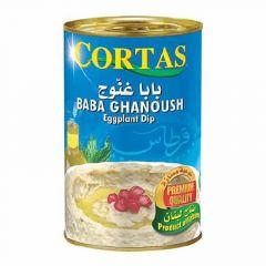 Cortas Baba Ghanoush Eggplant Dip