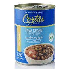 Cortas Egyptian Recipe Fava Beans