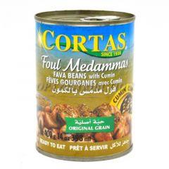 Cortas Fava Beans With Cumin