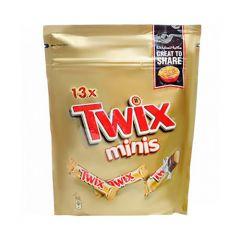 Twix Minis Chocolate