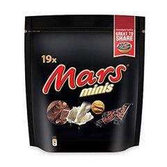 Mars Minis Chocolate