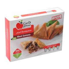 Diet Center Meat Samosa