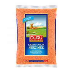 Duru Split Red Lentil