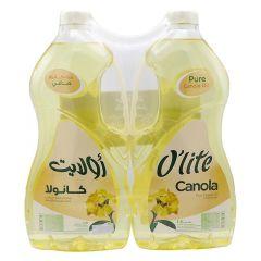 O'Lite Twin Pack Canola Oil