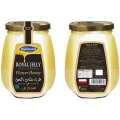 Diamond Royal Jelly Flower Honey Jar