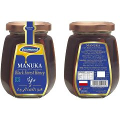 Diamond Manuka With Black Forest Honey