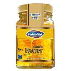 Diamond Acacia With Honeycomb Jar