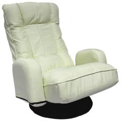 Swivel Chair Beige