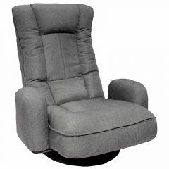 Swivel Chair Grey