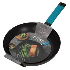 Dime Fry Pan With Silicone Handle