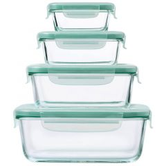Rectangular Food Saver Set