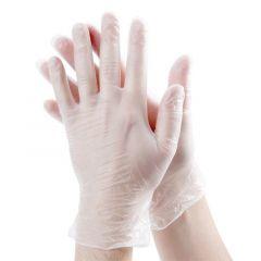 Latex Powdered Gloves