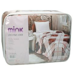 Mink Assorted Lacasa Blanket