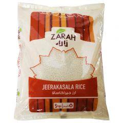 Zarah Jeerakasala Rice